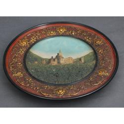 Keramikas skīvis ar Stolzenfels pili