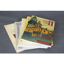 6 katalogi - Krievu izsoļu nama grāmatu katalogi