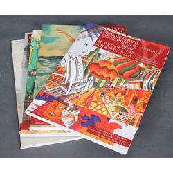 5 Krievijas izsoļu namu katalogi