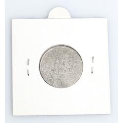 Sudraba monēta 12 einen thaler