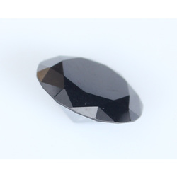 Akmens Melnais briljants (Black Moissanite)
