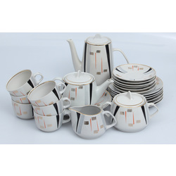 Porcelāna servīze 6 personām