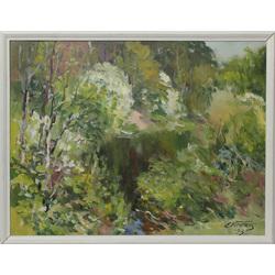 Zaļā ainava