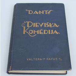 Dante, Dievišķā komēdija