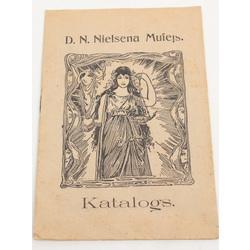 Katalogs, D. N. Nielsena