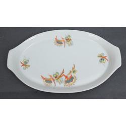 Porcelain utensil