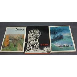 3 grāmatas par mākslu