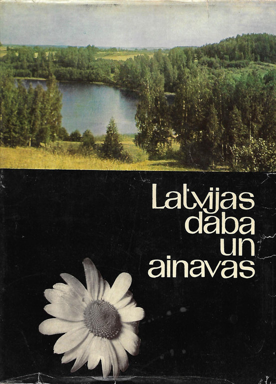 K.Ramans, Latvijas daba un ainavas