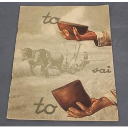 Brošūra ar Romualda Šisko zīmējumiem