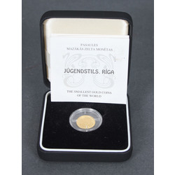 Zelta viena Lata jubilejas monēta