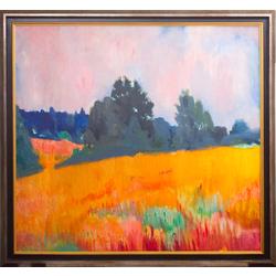 Sarkanā pļava