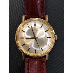 Viriešu zelta rokaspulkstenis