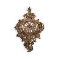 Sienas pulkstenis rokoko stilā