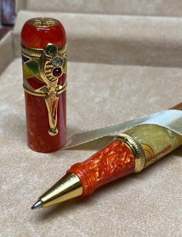 Pildspalva Ancora(ar dokumentiem, oriģinālajā kastē)