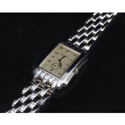 Baltā zelta vīriešu rokaspulkstenis