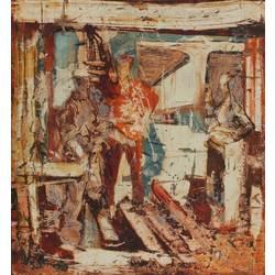 Gleznojums uz koka