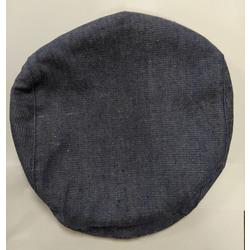 Džinsu auduma cepure ar nagu(nelietota, ar birku)