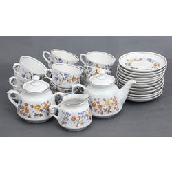 Porcelain set for 12 persons