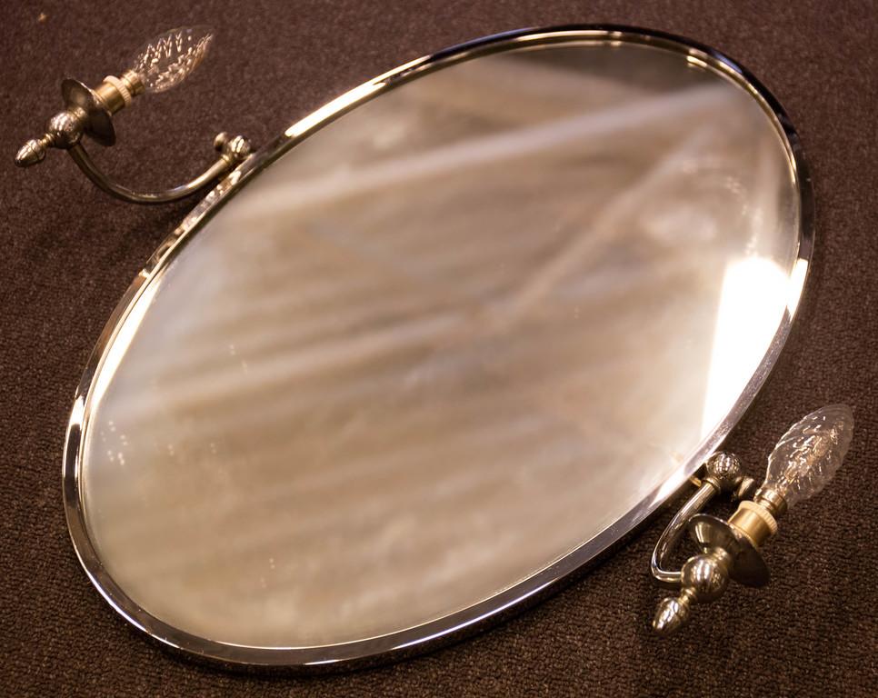 Art Deco stila spogulis 2 gab.
