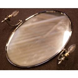 Art Deco-style mirror 2 pcs.