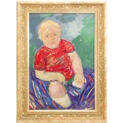 Bērna portrets