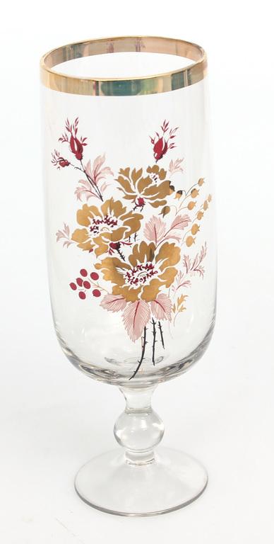 Stikla glāzes (6 gab.)
