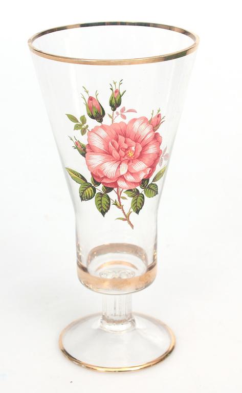 Stikla glāzes