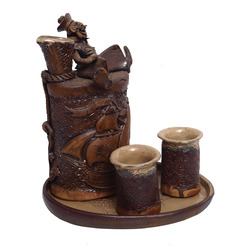 Keramikas karafes komplekts