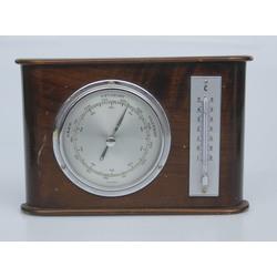 Galda higrometrs ar termometru