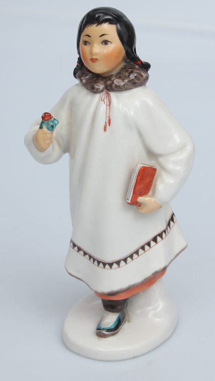 Porcelain figure