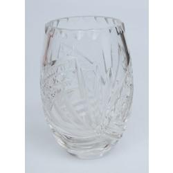 Kristāla stikla vāzīte
