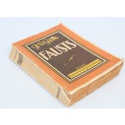J.Gēte, Fausts(traģēdija)