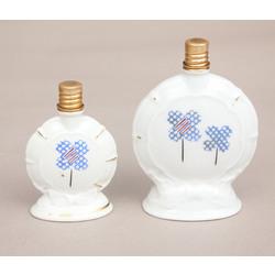 Porcelāna smaržu pudelītes 2 gab.
