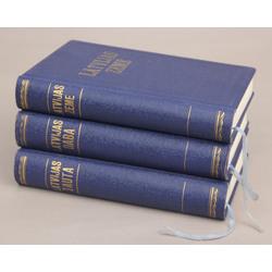 Rakstu krājums 3 sējumos