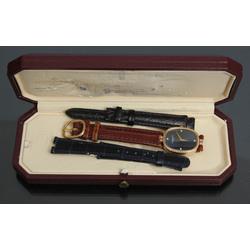 Patek Philippe rokaspulkstenis ar sertifikātu un orģinālo iepakojumu