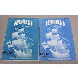Kuģniecības, zvejniecības un literatūras mēnešraksts
