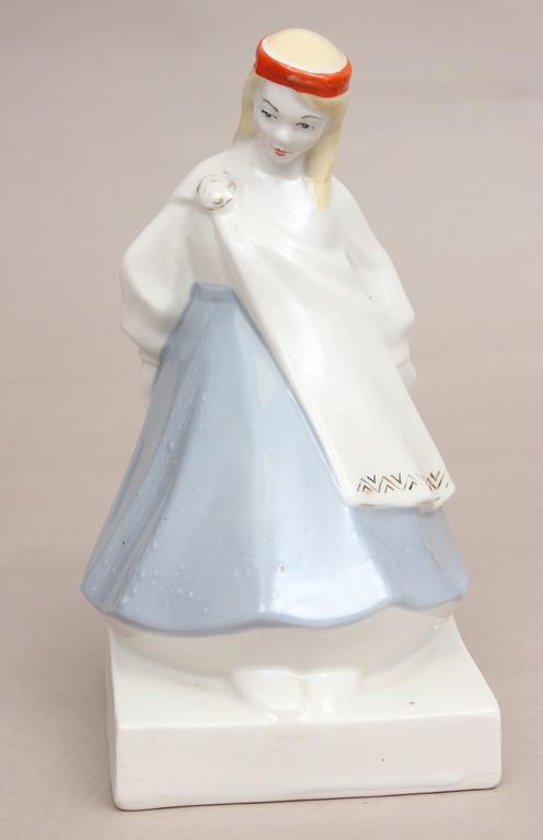 Porcelain book holder
