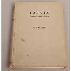 R.O.G.Urch, Latvia (valsts un cilvēki)