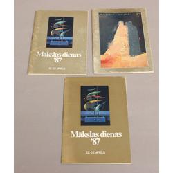 3 brošūras