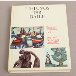 Umbrass Jonas Leono, Jasulis Leonas Petrovičs, Lithuanian Soviet Art