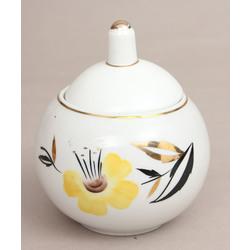 Porcelāna vāze/ trauciņš ar vāku