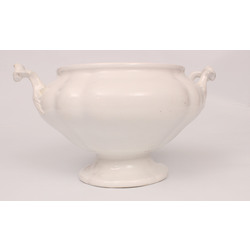 Porcelāna zupas terīne