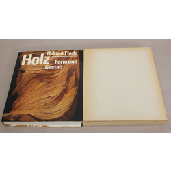 Helmut Flade, Holz. Form und Gestalt(book about clay), in the original box