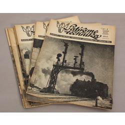 Žurnāls satiksmei, tehnikai, būvniecībai un jūrniecībai