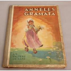 Anneles grāmata(Annas Brigaderes