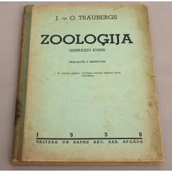 J. un O.Traubergs, Zooloģija(ģimnāziju kurss)