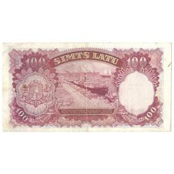 100 lati, 1939