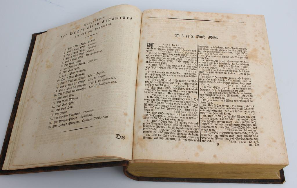Pētera Rūdolfa Ģimenes bībele