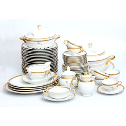 Kuznetsov factory porcelain set