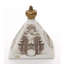 Porcelāna piramīda